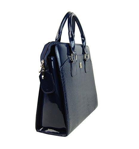 Laptop Pulgadas Elegante 01 15 Bolso Azul Para Portátil Mujer Lc aRpwFq