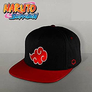PCM Naruto Baseball cap Akatsuki Berretti Cappelli