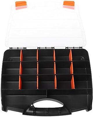 Caja de almacenamiento de plástico para herramientas de mano ...