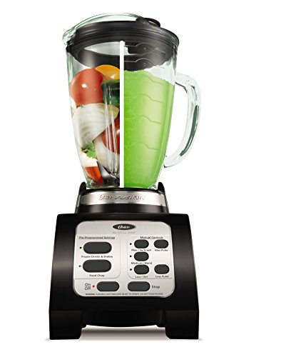 Oster Manual Blender - Oster BRLY07-B00-NP0 B 7-Speed Fusion Blender, Black
