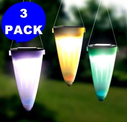 Cone Shaped Outdoor Christmas Lights