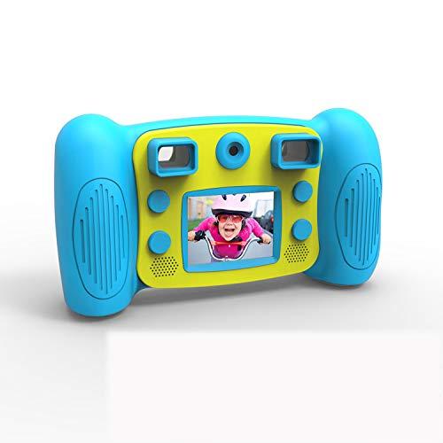 WENYC Cámara Digital Inteligente para niños, HD 1080P, Deportes, cámara para Exteriores, Multicolor, Opcionales, Regalos...