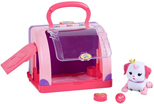 Little Live Pets S1 Cutie Pup Playset - Ruby LLP