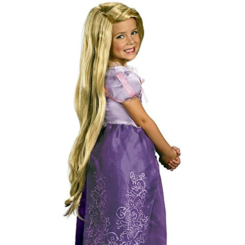 Disguise 13745 Tangled Rapunzel Wig
