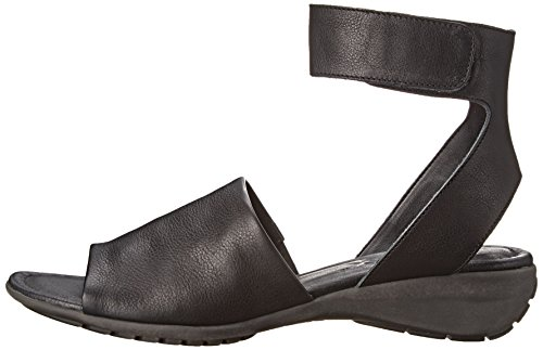 The Flexx Women's Beglad Dress Sandal, BLACK GUANTO, 7.5 M US by The FLEXX (Image #5)