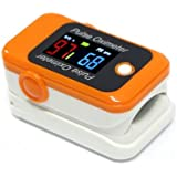 Gvs Oxygen Fingertip Pulse Oximeter With Heart Rate Monitor