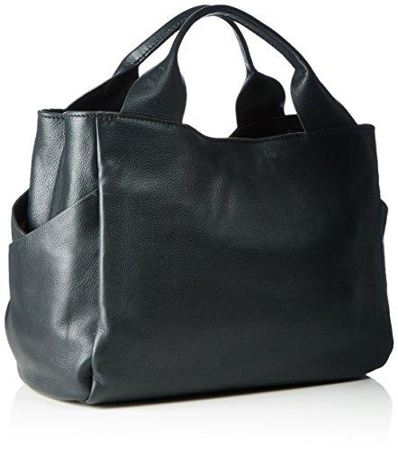 Clarks Damen Talara Star Henkeltaschen, 16x25x41 cm Schwarz (Black Leather)