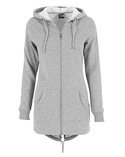 Zipped Sweatshirt Hoodie - 2