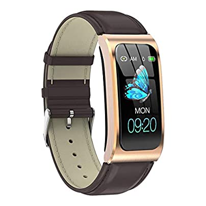 HFXLH Smart Bracelet Heart Rate Blood Pressure Monitor Smart Wristband Fitness Tracker IP68 Waterproof Smart Band Estimated Price £69.14 -