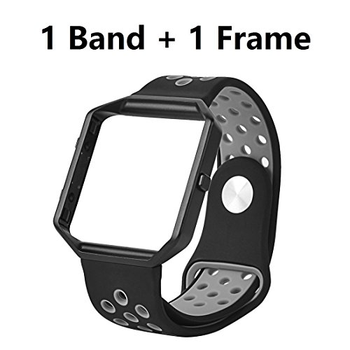 Fitbit Blaze Silicone Replacement Wristband