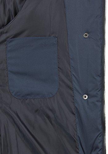 Desires Manteau D'hiver Femme Insignia Longue Denise Parka Pour Blue À Veste Capuche 1991 5r6Ew5q
