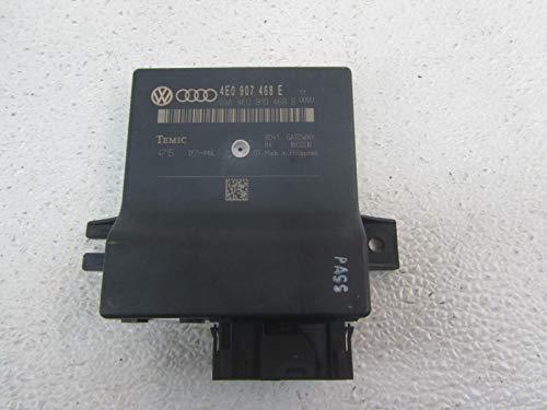 (Morad Parts 04-07 Audi Audi A8 Cruise Control Module Computer 4E0 907 468 E)