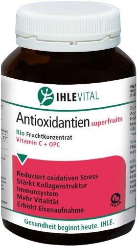Ihlevital Antioxidantien Pulver Bio 100g