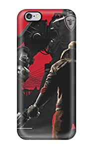 TYH - Hot 4806515K68213394 Case Cover 2014 Wolfenstein The New Order ipod Touch4 Protective Case phone case