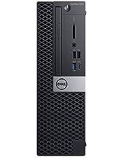 Dell Optiplex 7070 Komplett-PC, Schwarz, Windows 10 Pro 64-bit