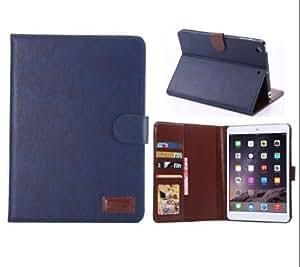 iPad Mini 3 Case,Ezydigital Carryberry Pattern Flip Leather Stand Cover Case Skin for iPad mini 1/2/3 Generation