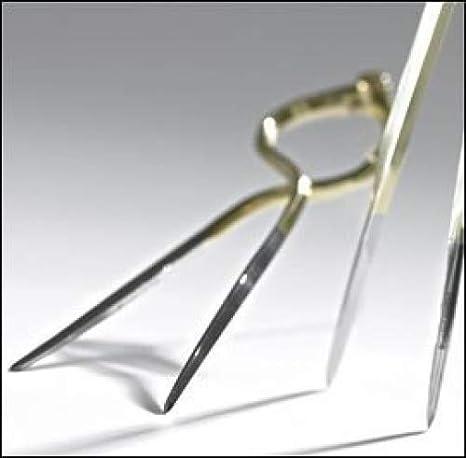 """Blundell Harling Portland Solid Brass 8/"""" Single Handed Divider"""