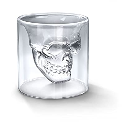 Fred & Friends ED Crystal Skull Shotglass