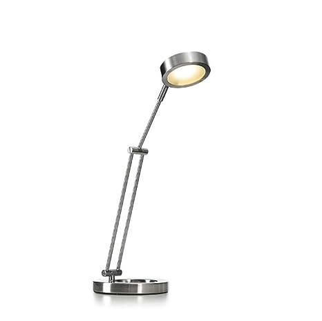 YdLámpara de escritorio LED, Lámpara de mesa con protección ocular ...