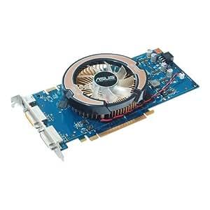 Asus GeForce 9600GT Top, 512MB GDDR3, 720mhz Core/2000mhz Memory, 256 Bit PCI Express 2.0x16 Video Card