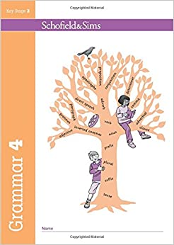 Grammar and Punctuation Book 4: Year 4, Ages 8-9