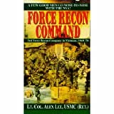 Book cover for Force Recon Command: 3d Forcerecon Company In Vietnam, 1969-70