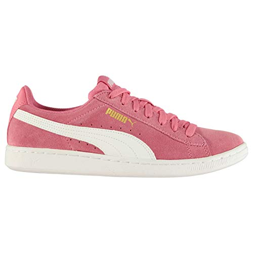 Officiel Sneakers pour Chaussures Rose Baskets femme Baskets Puma Vikky Sports ZwRZPa