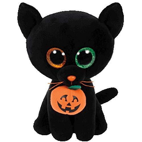 Ty Beanie Boo Shadow The Black Cat Medium]()