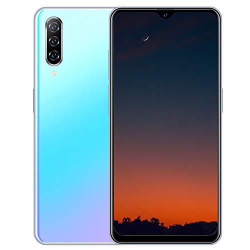 Bewinner Smart Cell Phone, 6.26-Inch Android 8.0 2GB RAM+16GB ROM 800W+1600W Dual Camera Face Fingerprint Identification…