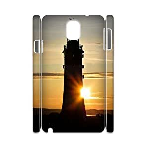 ALICASE Lighthouse Customized Cover Case For samsung galaxy note 3 N9000 [Pattern-3]
