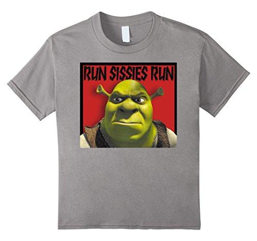 Kids DreamWorks Shrek Run Sissies -