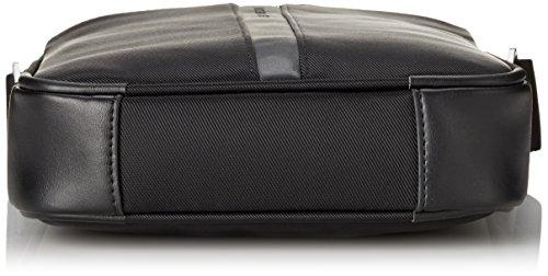 Le Tanneur Audacieux Tdx2202, Herren Tasche Schwarz (Noir/Noir)