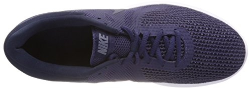 Blu 4 Indigo Revolution Uomo 500 obsidian Nike Scarpe Light Running Neutral Carbon black 1cqgXR