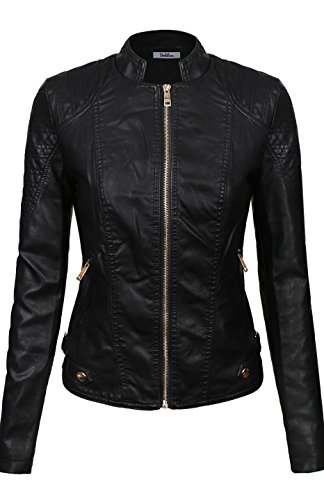 Quilted Fitted Jacket - 6