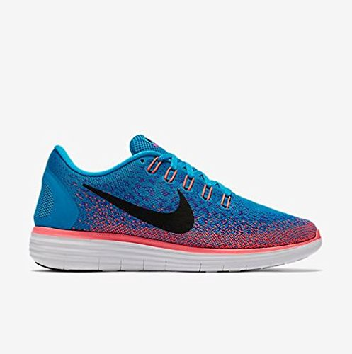 online store 08087 34be8 Galleon - NIKE Women s Free RN Distance Running Shoes (7 B(M) US, Blue  Lagoon Black Violet Persan)