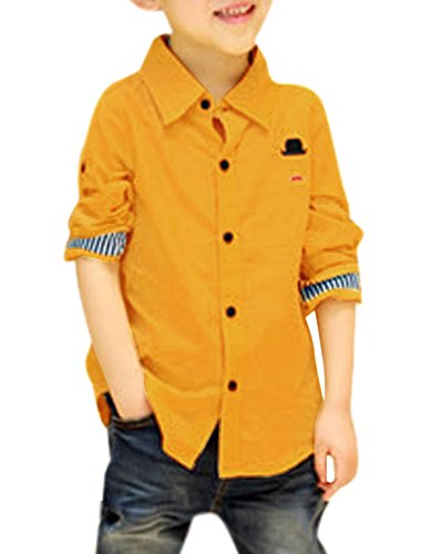 uxcell-boy-long-sleeve-point-collar-shirt-allegra-kids-yellow-5