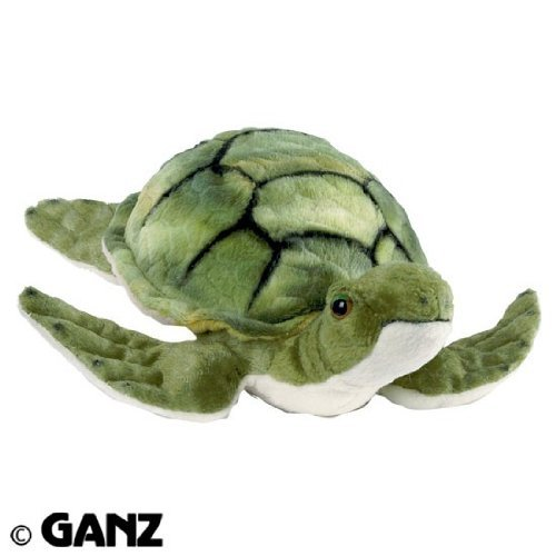 Webkinz Signature Small Sea Turtle with Trading Cards
