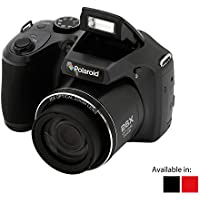 Polaroid IS2634-BLK-BOX-PR 16 Digital Camera with 3-Inch LCD (Black)
