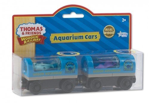 Thomas and Friends Wooden Railway System: Aquarium - Aquarium Wooden Thomas Railway