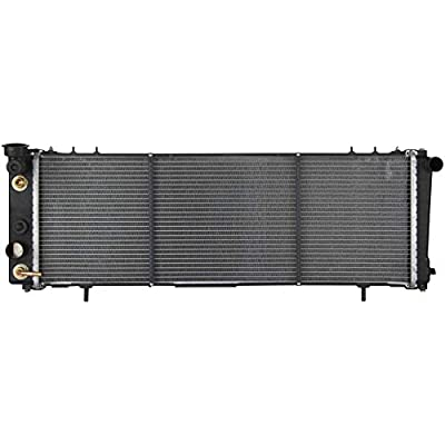Spectra Premium CU1193 Complete Radiator for Jeep Cherokee: Automotive