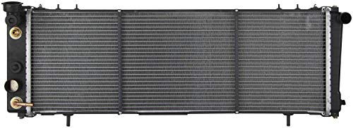 00 jeep cherokee radiator - 1