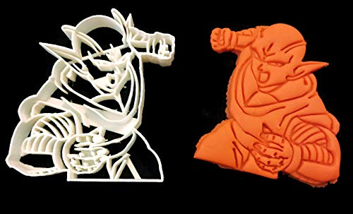Dragonball Z DBZ Piccolo cookie cutter fondant - Dragon Ball Cookie Z