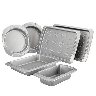 Cake Boss Deluxe Nonstick Bakeware 6-Piece Set