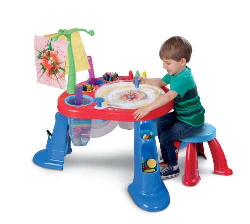 Amazon.com: Little Tikes I\'m an Artist Station: Toys & Games