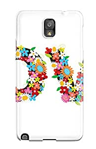 Hot Design Premium Tpu Case Cover Galaxy Note 3 Protection Case(word) 1238282K27545123