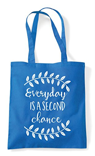 Everyday Second Is A Statement Bag Chance Sapphire Shopper Tote qqROzn7xrT