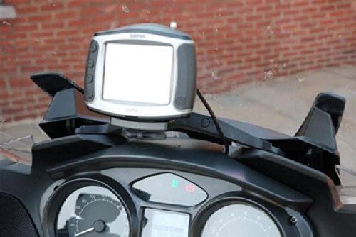 BMW R1200rt 2010 to 2014 Migsel GPS Mount