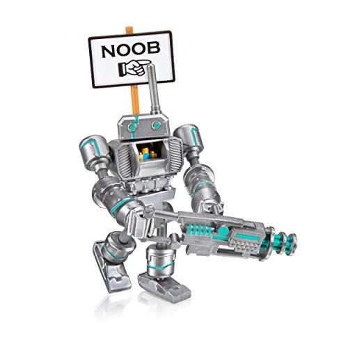 Roblox Imagination Collection Noob Attack - Mech Mobility Figure Pack