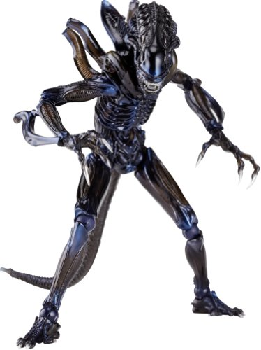 Aliens Revoltech SciFi Super Poseable Action Figure #016 Alien Warrior