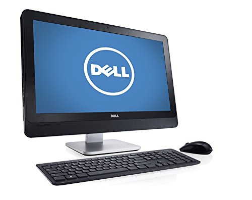 Dell Inspiron One 2330 23'' FHD AIO Touchscreen Desktop Computer, Intel Quad Core i5-3330S, up to 3.2 GHz, 8GB RAM, 1TB HDD, DVD, Gigabit Ethernet, WiFi, Win 10 Pro (Certified Refurbished) by DE..LL